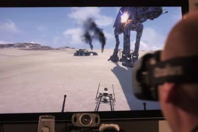 Video: Star Wars Vr Game Is Available On Steam For Free