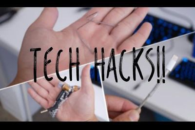 Video: Tech Life Hacks You Need To Do