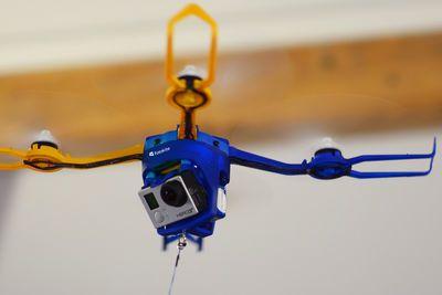 Video: Fotokite Phi, The Drone On A Leash