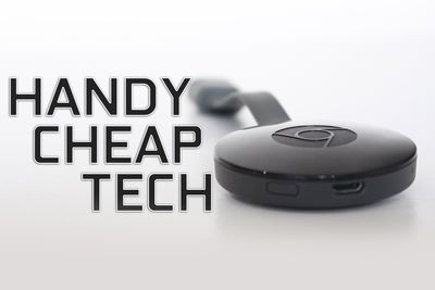 Video: The Cheap Tech For Under $50