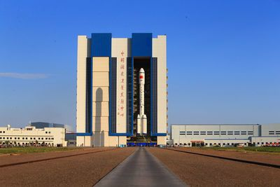 China Will Launch Its Second 'heavenly Palace' Space Lab Tomorrow