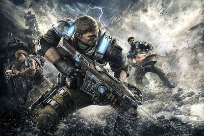 Video: Gears Of War Is Now 4 Released