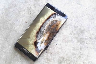Samsung Halts Sales And Pulls Back Note 7 From Market