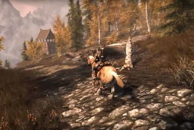 Video: Skyrim Remastered Second Gameplay Trailer