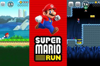 'super Mario Run' Arrives On Iphone And Ipad December 15th