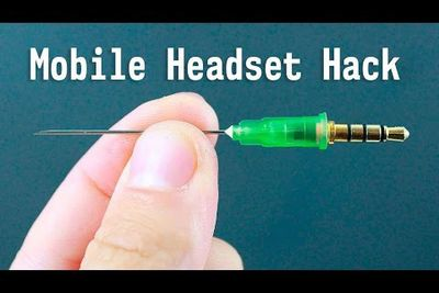 Video: Awesome Idea To Fix Broken Mobile Headset