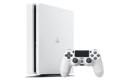 Video: A White Ps4 Slim Is Coming This Month