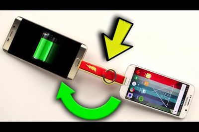 Video: This Gadget Steals Power From Any Phone!