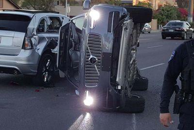 Video: Uber Resumes Self-driving Car Tests Following Crash