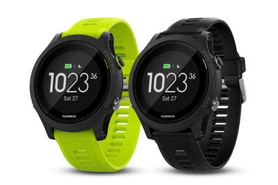Video: Garmin's Forerunner 935 Smartwatch Knows How Hard You Work Out