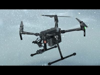 Video: Dji Introduces Their Latest Drone' The Matrice 200 Series