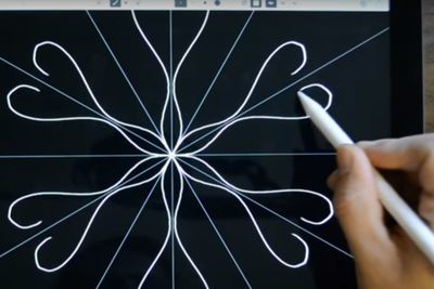 Video: Amaziograph App On Ipad Pro Can Make Anyone An Artist