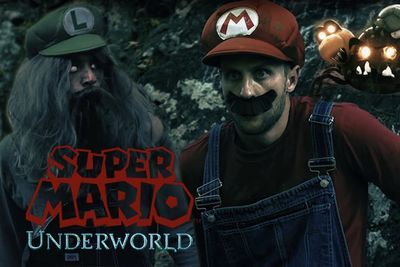 Video: This Is What Happens To Super Mario When He Dies!!
