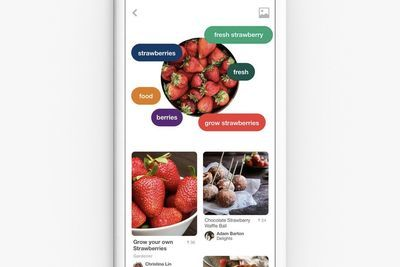 Pinterest Adds A Shazam For Food To Their App!
