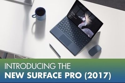 Video: Introducing 2017's Surface Pro!