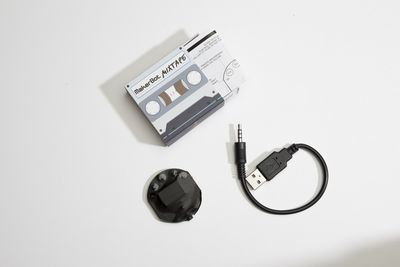 Mixxtape Mp3 Music Player Works As A Tape Player