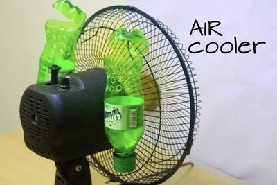 Video: How To Make An Air Conditioner At Home Using A Plastic Bottle!