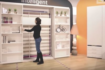 Video: Welcome To The Future - Smart Furniture!