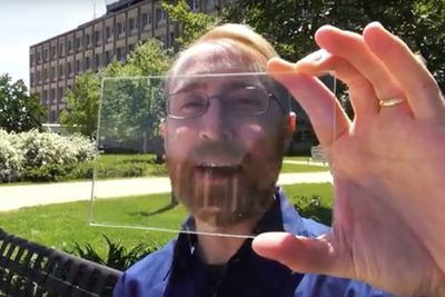 Video: Transparent Solar Panels Will Turn Windows Into A Power Station!