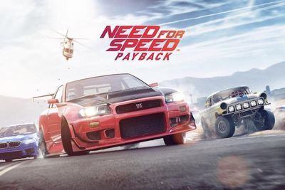 Video: Eas New Need For Speed Payback Looks Fast And Furious!