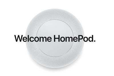 Apple Announced Their Latest Invention...welcome Homepod!