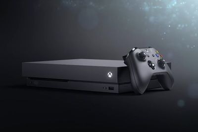 Video: Xbox One X Revealed And Will Be Out In November 2017!