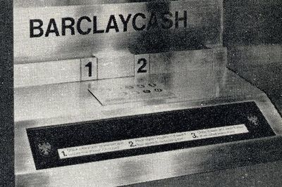 The Atm Is 50 Years Old Today. Cash Is Still King!!