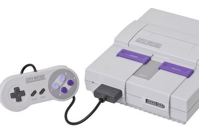 Super Nintendo: Introducing The Old School Classic Edition!!