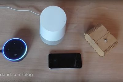 Video: Infinite Looping Of Siri, Alexa And Google Home!