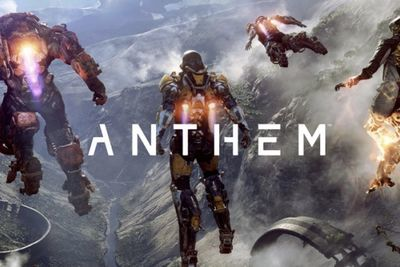Video: Anthem Releases Game Footage An Official Teaser!