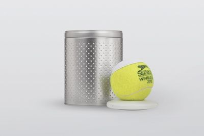 Reused Championship Tennis Balls Get's Turned Into Portable Speakers!