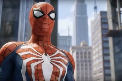 Video: Watch Marvel's Spiderman (ps4) 2017 E3 Gameplay Demo!