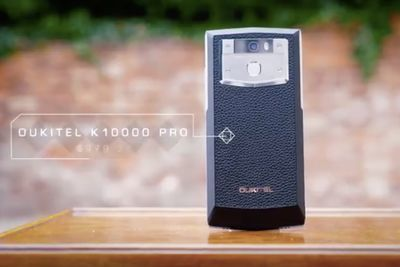Video: Oukitel K10000 Pro - The Monster Smartphone
