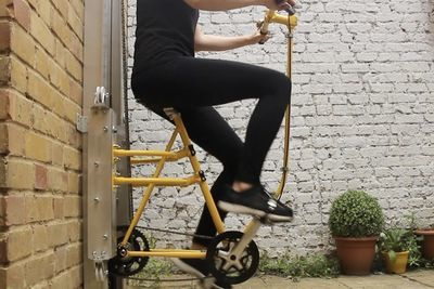 Video: Introducing The Human Powered Elevator, Vycle!