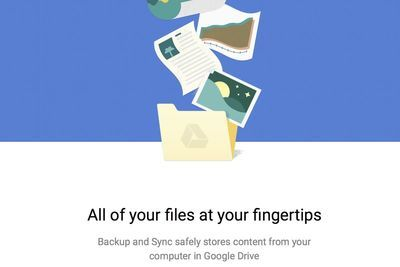 Google's Backup And Sync Desktop App Is Available For Download!