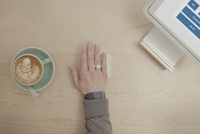 Video: The Token Ring Can Replace All Your Wallet!