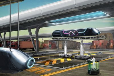Elon Musk Gets Approval For Nyc-dc Hyperloop