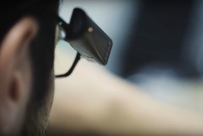 Video: Orcam Myeye ' The World's Most Advanced Artificial Vision Device