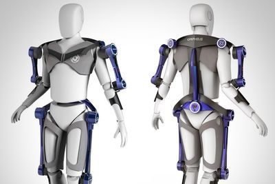 The 'orpheus' Suit Allows Astronauts To Exercise In Space!