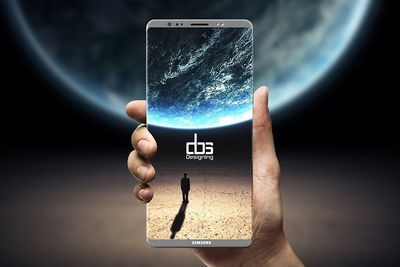 Rendered Design Of The Galaxy Note 9 And The 8 Is Not Even Out, Yet!