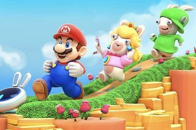 Video: The Latest Mario + Rabbids Kingdom Trailer