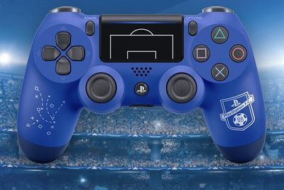 Playstation Announced A Dualshock 4 For Football Fans!