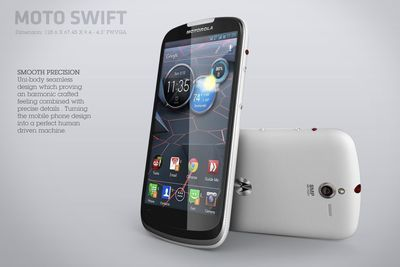 A 2012 Motorola Concept Phone Leaks Online... Read More Here!