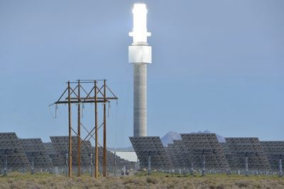 Video: South Australia Will Build The World's Largest Single-solar-tower!