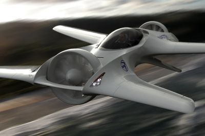 Video: Dr-7's Delorean-flying-supercar Might Become A Reality!