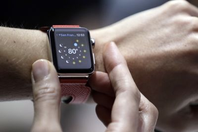 The New Apple Watch Will Have Lte, But There's A Big Catch