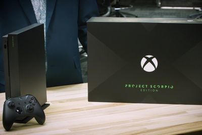 Video: The Xbox One X Project Scorpio Has Launched...order Now!