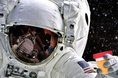 Video: Astronauts's Urine Might Be The Answer To 3d Print In Space... Wait, What?