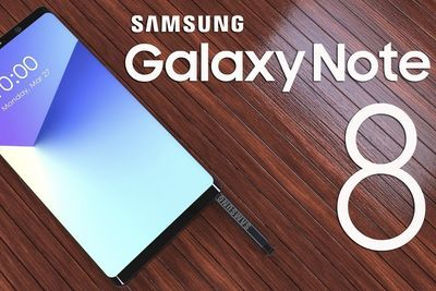 Video: Samsung's Galaxy Note 8 Is Here!