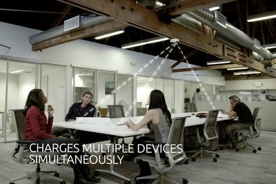Video: Wireless Charging Is Kicking It Up A Notch!